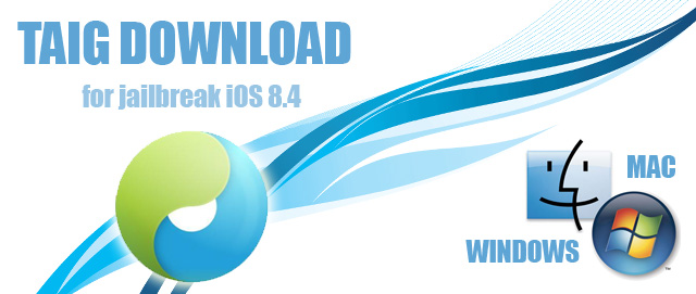 iOS 8.3 untethered jailbreak for Cydia download on any iPhone iPad or iPod with Taig 8.4 download